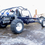 Brian's Custom VW Sand Rail