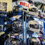 Precision Power Products Showroom - Bell Helmets