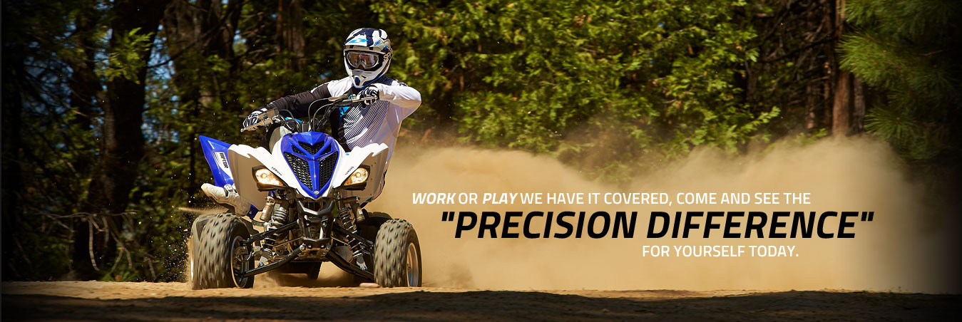Work or Play We Have It Covered, Come and See The Precision Difference for Yourself Today