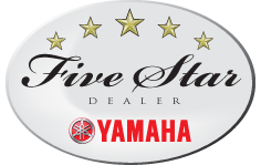 5 Star Yamaha Dealer